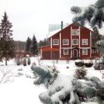 Зимний отдых на турбазе Резиденция Комела