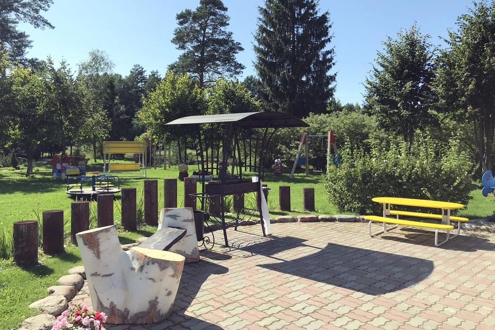Коттедж Берег - ваш отдых в Вологодской области