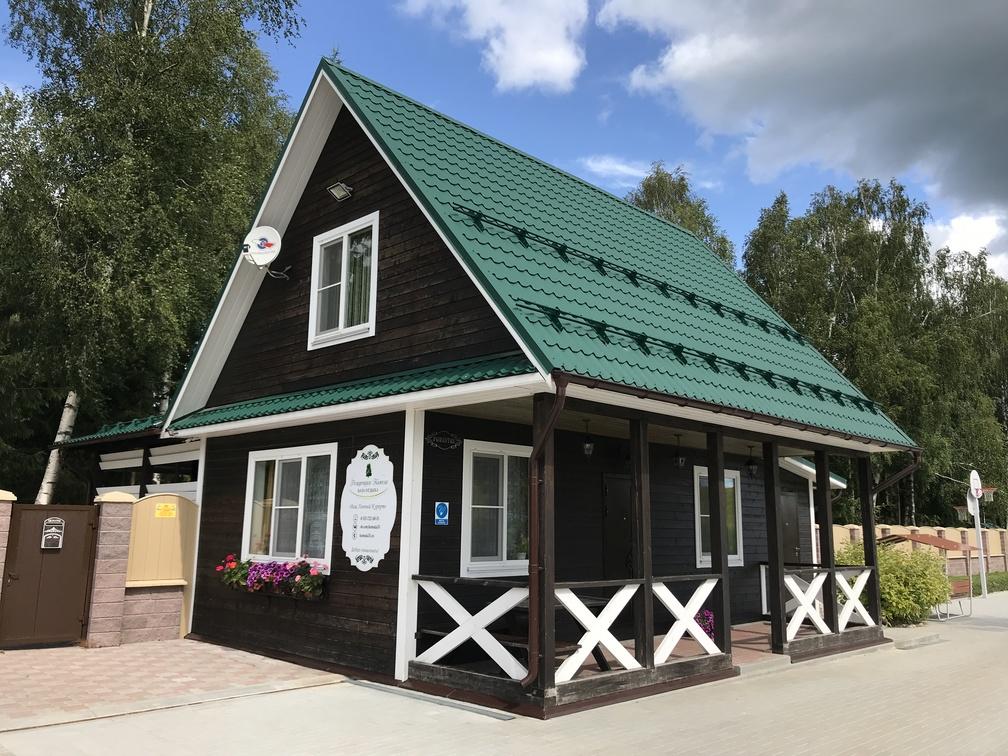 Коттедж Романтик - турбаза вологодской области