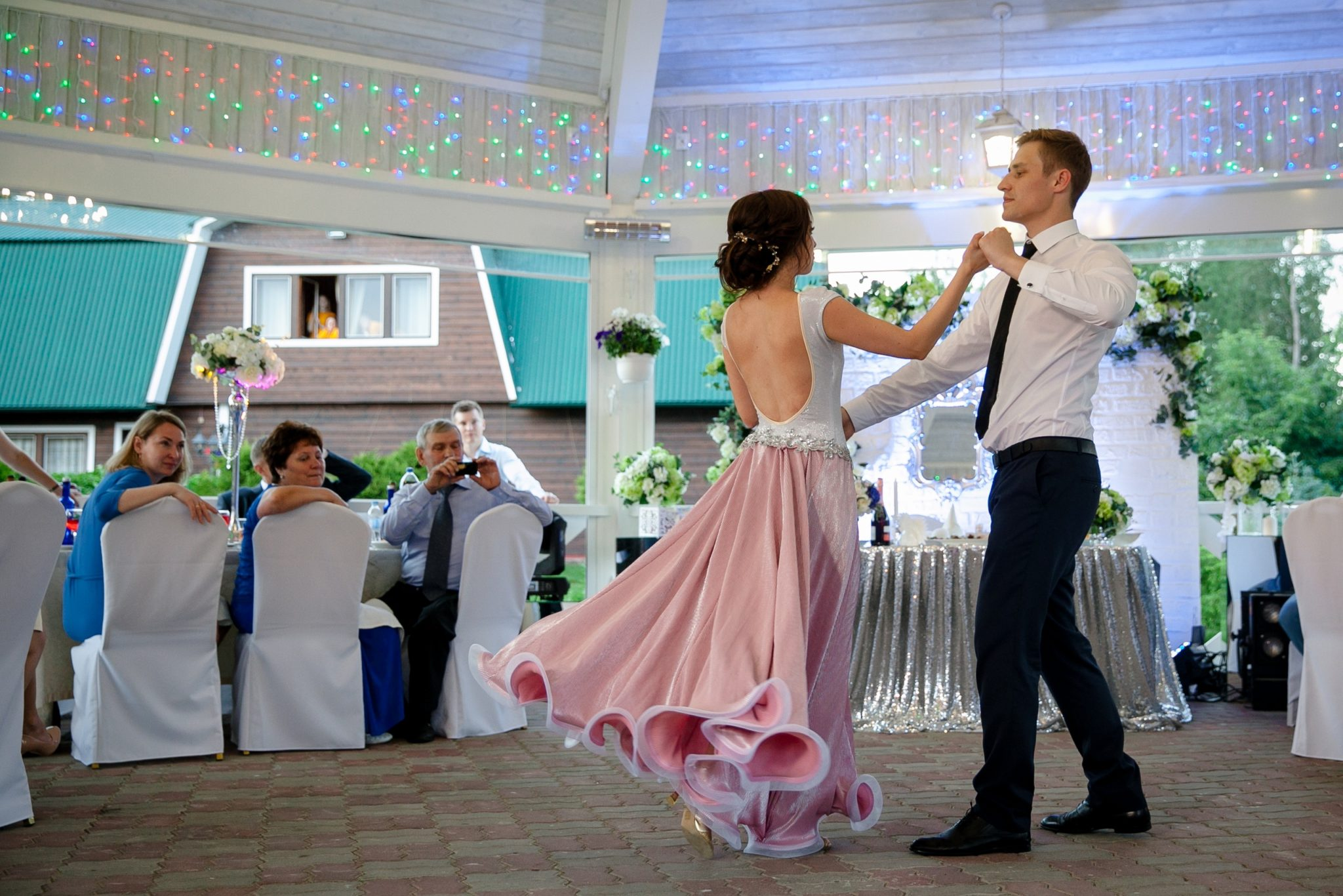 Организация свадеб под ключ на базе отдыха