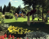 Детская площадка база отдыха Вологда