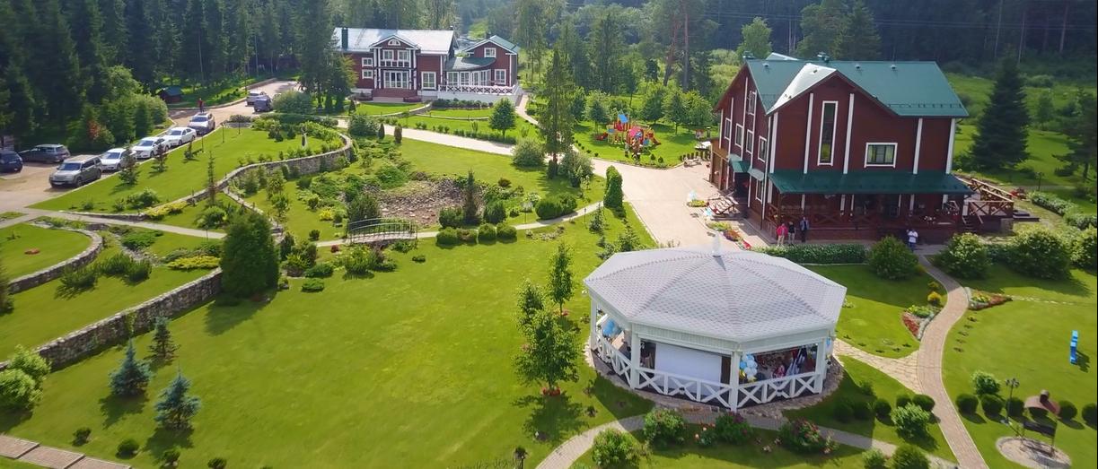 Коттедж Берег - Отдых в Вологодской области