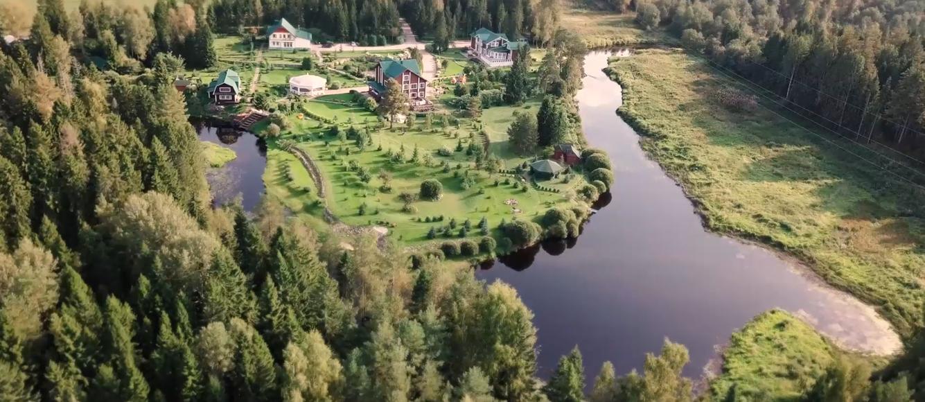 База отдыха Вологда