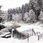 Банный Комплекс (Отдых Зимой)