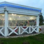 Банкетная Ротонда - банкет на природе Вологда